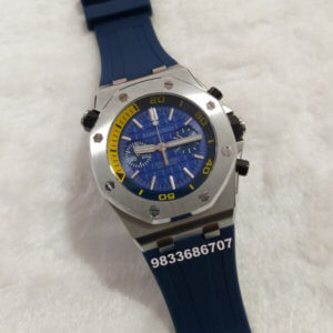 Audemars Piguet Diver Chronograph Blue Men's Watch