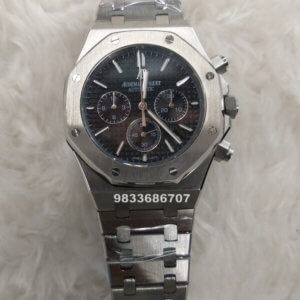 Audemars Piguet Chronometer Black Dial Men's Watch