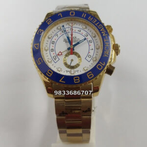 Rolex Oyster Perpetual Yacht-Master 2 Full Gold Automatic Men's Watch