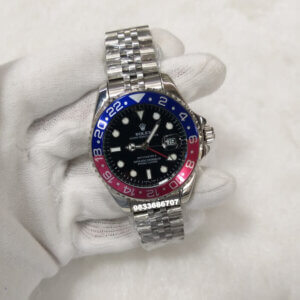 Rolex GMT Master 2 Steel Automatic Watch