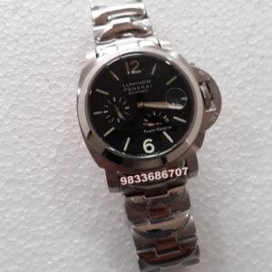 Luminor Panerai Power Reserve Steel Automatic Watch