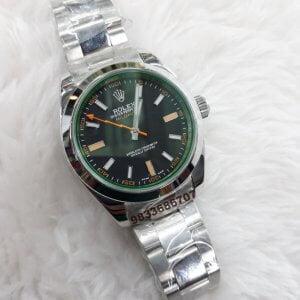 Rolex Milgauss Swiss ETA Valjoux 7750 Automatic Movement Watch