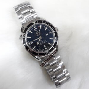 Omega Seamaster Planet Ocean Automatic Quantum Of Solace 007 James Bond Edition Men's Watch