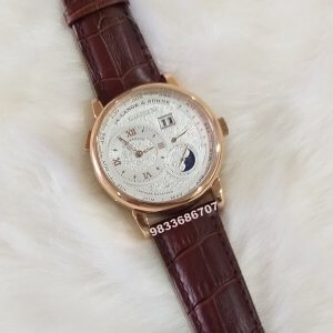 A. Lange & Shone Moonphase Automatic Men's Watch