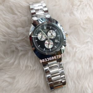 Rado Diastar Chronograph Steel Men's Watch