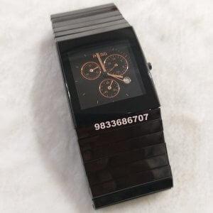 Rado Ceramica Chronograph Men's Watch