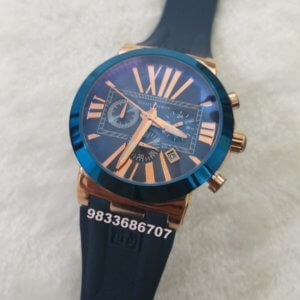 Ulysse Nardin Executive Chronograph Blue Men's Watch