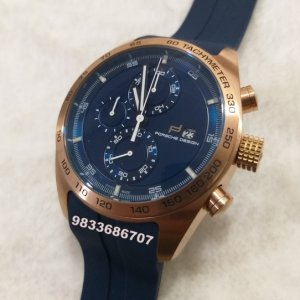 Porsche Design Chronograph Blue Men's Watch