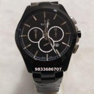 Rado Hyperchrome Chronograph Ceramic Men's Watch