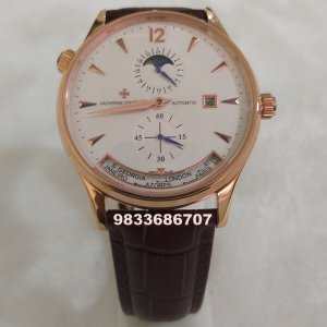 Vacheron Constantin World Time Swiss Automatic Watch