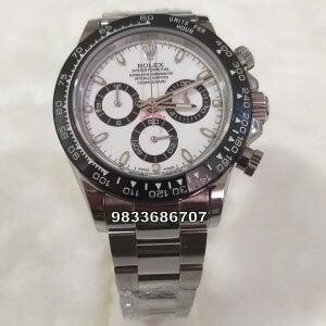 Rolex Oyster Perpetual Cosmograph Daytona Swiss ETA Valjoux 7750 Automatic Movement Watch