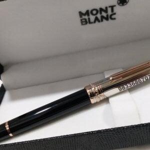 Mont Blanc Roller Ball Luxury Pen MB- 034
