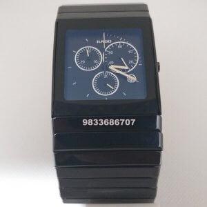 Rado Ceramica Silver Men's Watch