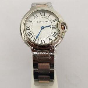 Cartier Ballon Bleu De Women Dual Tone Women's Watch