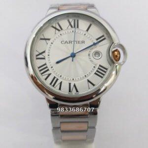 Cartier Ballon Bleu De Dual Tone Men's Watch