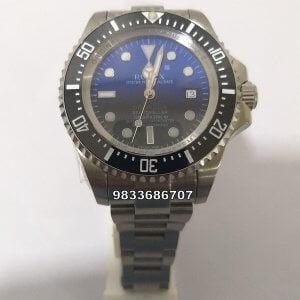 Rolex Deepsea Dweller Swiss ETA 7750 Valjoux Movement Automatic Watch