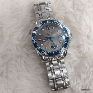 Omega Seamaster Diver Professional Grey Dial Swiss Automatic Watch