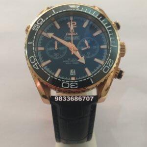Omega Seamaster Professional Black Men's Watch