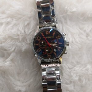 Mont Blanc Time Walker Chronograph Women's Watch