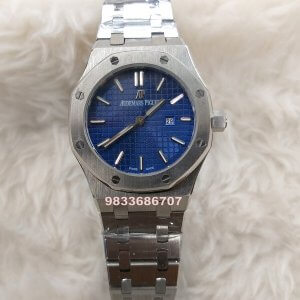 Audemars Piguet Royal Oak Blue Dial Women's Watch