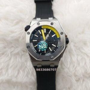 Audemars Piguet Royal Oak Offshore Diver Black Swiss Automatic Watch