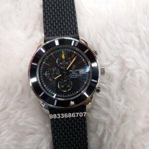Breitling Superocean Chronograph Black Watch