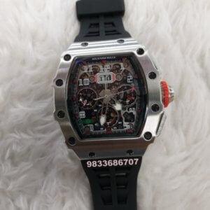 Richard Mille RM 011 Titanium Swiss Automatic Watch