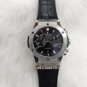 Hublot Classic Fusion Black Dial Swiss ETA 7750 Valjoux Movement Automatic Watch