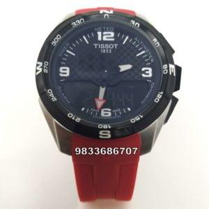 Tissot T-Touch Solar Red Men's Watch