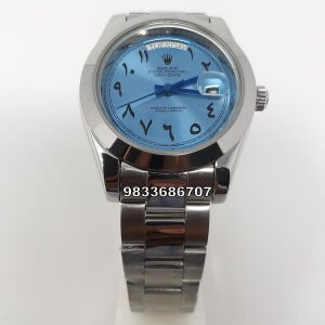 Rolex Day-Date Arabic Numeric Swiss Automatic Watch