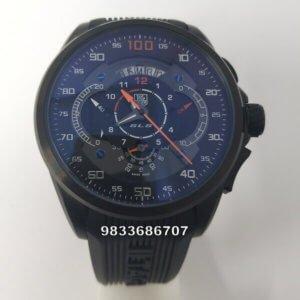 Tag Heuer Grand Carrera SLS 100 Mercedes Benz Rubber Strap Chronograph Men's