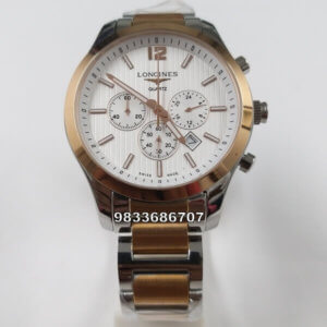 Longines Master Collection Rose Gold Men's Watch