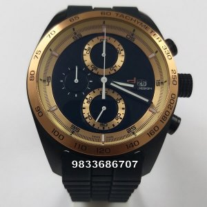 Porsche Design Chronograph Black Men's Watch