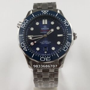 Omega Seamaster Diver Professional Blue Dial Swiss Automatic Watch