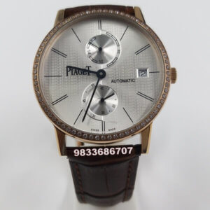 Piaget Altiplano White Dial Swiss Automatic Watch