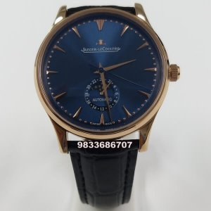 Jaeger Le Coultre Master Control Moon Phase Automatic Watch