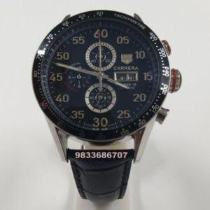 Tag Heuer Grand Carrera Calibre 16 Silver Chain Chronograph Men's Watch