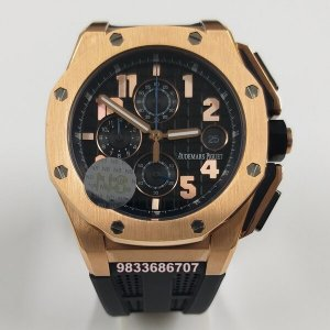 Audemars Piguet Royal Oak Offshore Grand Prix Chronograph Black Dial Watch