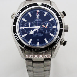 Omega Seamaster Planet Ocean Chronograph Men's Watch