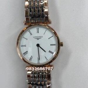 Longines La Grande Classique Dual Tone Women's Watch