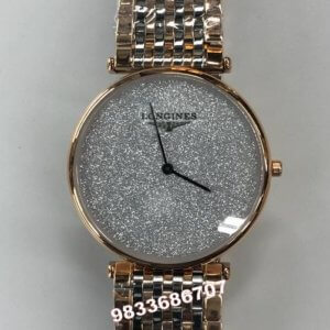 Longines La Grande Classique Diamond Dual Tone Watch