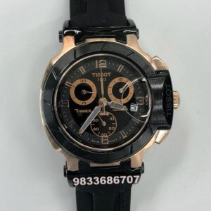 Tissot T Race Rose Gold Chronograph Men's Watch