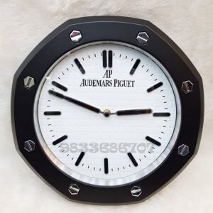 Audemars Piguet Royal Oak White Dial Wall Clock