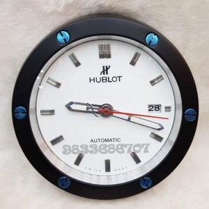 Hublot Classic Fusion White Dial Wall Clock