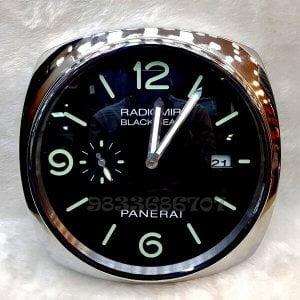 Luminor Panerai Radiomir Black Seal Black Dial Wall Clock
