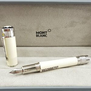 Mont Blanc Luxury Fountain Pen