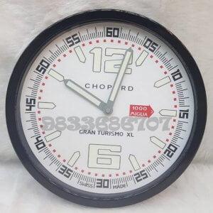 Chopard Gran Turismo White Dial Wall Clock