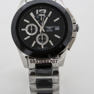 Longines Conguest Chronograph Men's Watch