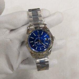 Rolex Sky-Dweller Blue Dial Swiss Automatic Men's Watch