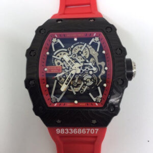Richard Mille RM 35-01 Rafeal Nadal Red Swiss ETA Automatic Watch